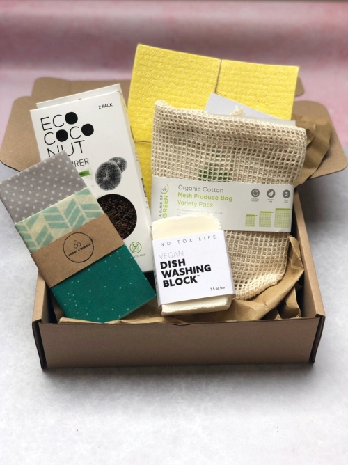 "Zero Waste ""Kitchen"" starter pack by Smallkind"