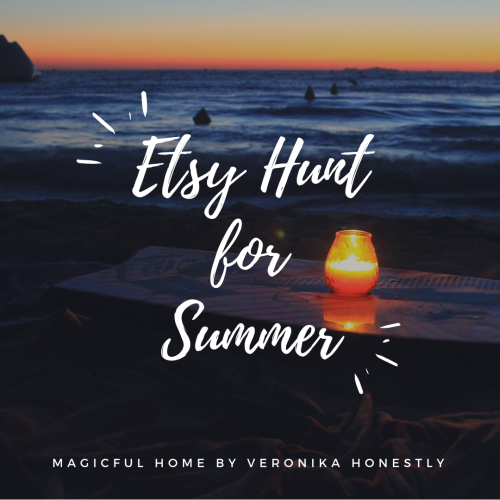 Etsy Hunt for Summer